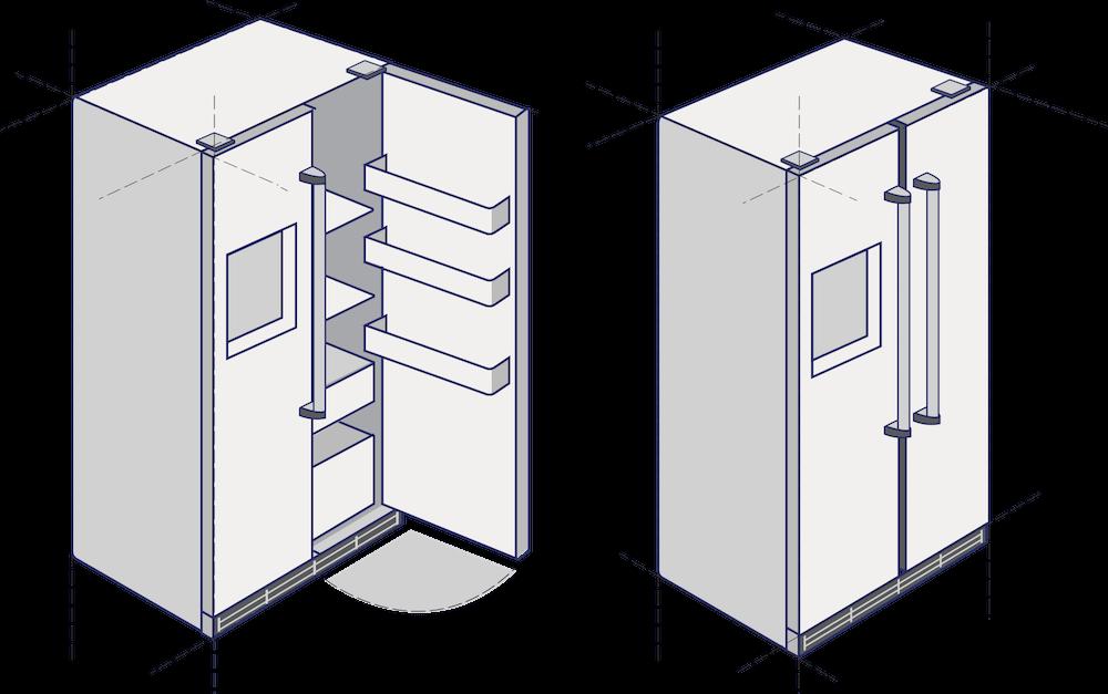 Refrigerator Measurement